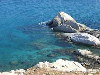 Blueberry beach villa -3 bedroom naxos island
