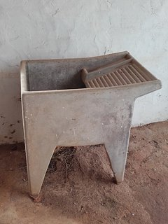 Traditional 'tanque' for washing clothes