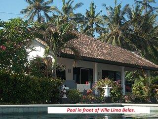 Bugbug Resort      Villa Lima Belas.