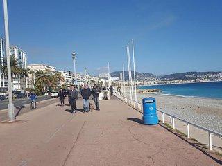 Cote D'Azur  Condo - Sea Front View