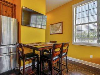 Dinning room / Kitchen / Living room combination.