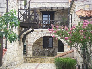 house Vasilis, Psakoudia