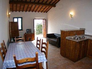 Appartamento Ginestra, Pian di Rocca