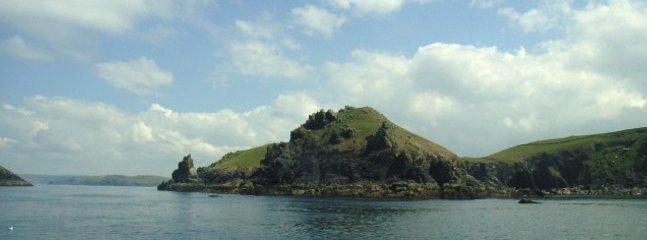 The Rumps - on coastal path