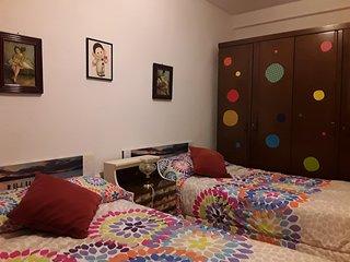 casa confortable y acogedora