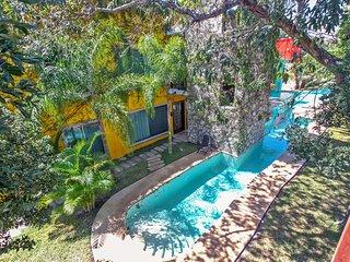Hacienda Style Home with Great Mexican Charm - Genea, Playa del Carmen
