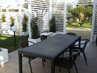 Villa Lipari con piscina con  Wi - Fi