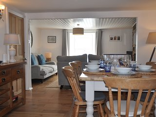 No1 The Cleave - Unique Holiday Cottage in hidden part of Cornwall, Kingsand