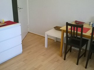 Furnished studio apartment in Helsinki center