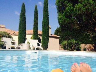 10 kms du puy du fou , magnifique maison avec piscine et grand jardin clos