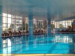 Luxury, Residential Complex, Great View, Security, Swimming Pool, Gym, Internet, Izmir