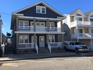 1 bedroom condo 1.5 blk 2 beach/boards, Wildwood