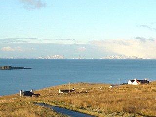 DNARD Cottage in Isle Of Skye, Hallin