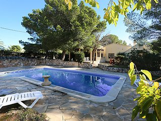 4 bedroom Villa in l'Ametlla de Mar, Catalonia, Spain : ref 5083368