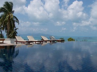 Baan Sawan Villa | Sunny Family-Friendly Villa with Fantastic Chef & Views, Bophut