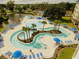 Hilton Head Vacation Condominium:  Special availability only: 02-09 July 2017