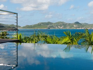 Villa Reva 2 bedroom St Barts,modern and it offers its hosts a real comfort