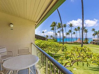 Napili Shores - Great Location - G building Oceanview Studio - Pool - WiFi - Nap