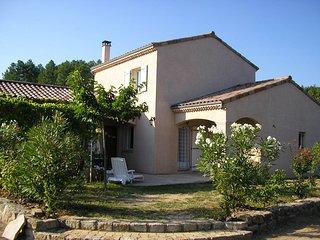 Villa Appolonie en Ardèche