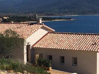 MarInCelu en Corse : la Casa Felice, Porto Pollo