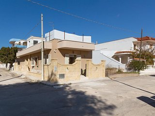 799 Holiday House at 250 m. from the Beach in Torre Lapillo