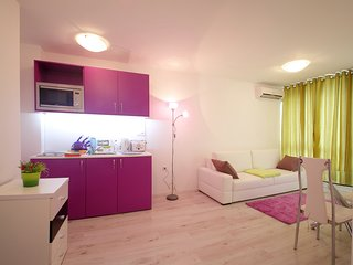 1-bedroom Deluxe apartment in MiniSmart Block A