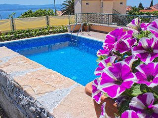Luxury Villa Miss O with pool, in Bol, Brac