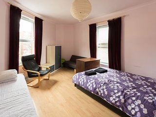 City Centre House for 7 people, Sheffield