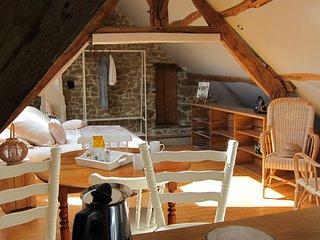 Chambre d'hôtes dans un village typique de la Suisse Normande, Rabodanges