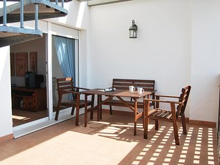 Apartamento Levante, see and country view, near center but in a quiet side
