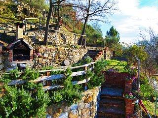 Seborga Country Villa in Liguria, Italian Riviera