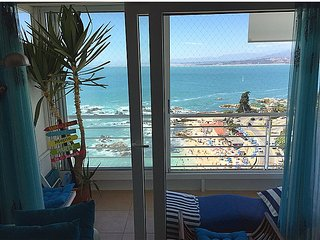 Incredible view from living room, balcony and main bedroom.