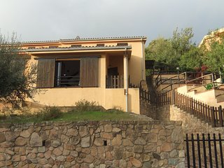 cala sinzias 200mt dal mare 8 pl, welcome pets!