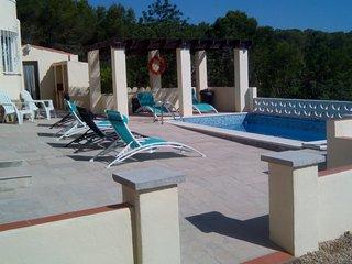 Magnifique villa avec piscine privee situee a l'Ametlla de mar