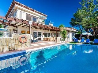 New Golden Mile Villa (Estepona)