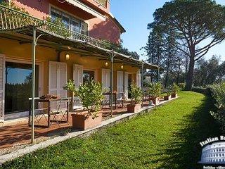 Apartment in Liguria : Cinque Terre Area Il Pergolato- Violetta, Pallerone