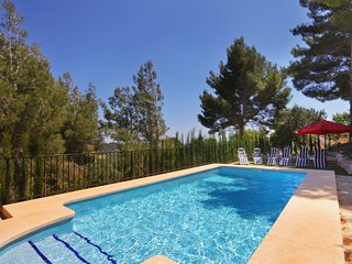 "Villa Rosario -  Located in the mountain ""Olta"" of Calpe., Benissa"
