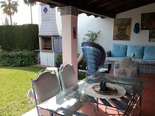 Large 2 bedroom townhouse located between Puerto Banus and Estepona