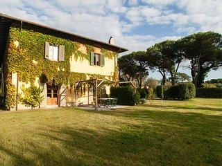 Casale il Troncolo - Casa vacanze nel Parco Naturale Migliarino, vicino al mare.