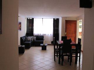 Apartamento amoblado medellin Sabaneta 2 Hab 2 baños Duermen 4