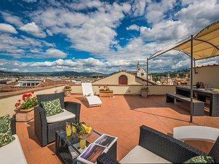 Fiesole - Breathtaking 3 bdr apartment