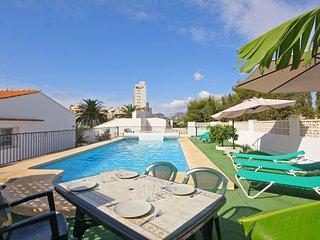 Villa Calalga -  Only 300m to the sand beach and restaurants.
