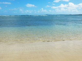 Natural Ocean Pool At Your Feet, Luquillo