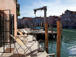 Villa in Venice Centre : Castello Palazzo Antico
