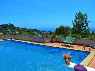 Villa Forest con piscina