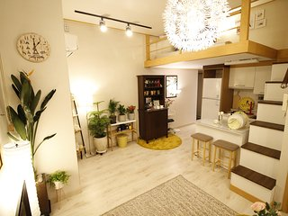 Cozy Duplex & Home Theater Near Hongdae, Seúl