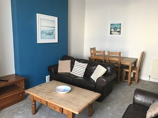 2 bedroomed apartment by the pier