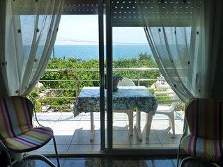 Casa con jardin en primera linea de playa y vistas al mar, Vinaros