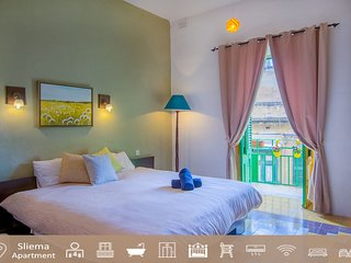 Seaside Apartments Malta - Sliema Boutique Apartment