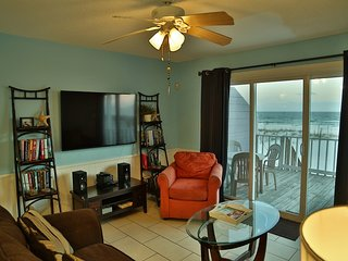 Gulf Front Duplex Home Right on the Beach! Oz Duplex - Toto